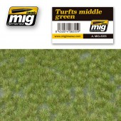 AMIG8355 TURFS MIDDLE GREEN