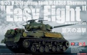 TSK35-030 1/35 U.S. Medium Tank M4A3E8 Sherman
