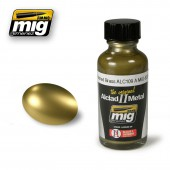 AMIG8206 POLISHED BRASS ALC109