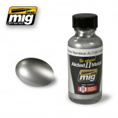AMIG8204 POLISHED ALUMIMIUM ALC105
