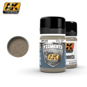 AK145 CITY DIRT PIGMENT