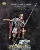 NP-75008 Cathaginian Soldier in Hannibal Army