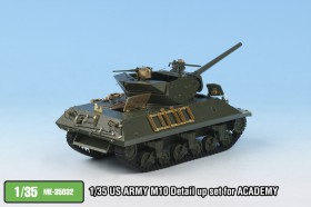 ME-35032 US ARMY M10 Detail up set for ACADEMY