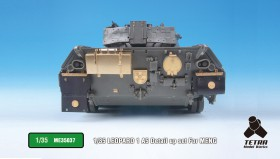ME-35037 LEOPARD 1 A5 Detail up set For MENG