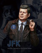 LM-B016 JFK the 35th President of the United States