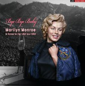 LM-B013 'Bye Bye Baby' Marilyn Monroe In Korea for her USO tour 1954