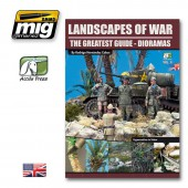 AMIG-EURO0008 LANDSCAPES OF WAR: THE GREATEST GUIDE - DIORAMAS VOL. 2 (English)