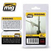 AMIG8016 RIGGING – SUPER FINE 0.01 MM