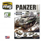 AMIG-PANZ0051 PANZER ACES 51 SPECIAL WINTER CAMOUFLAGES (ENGLISH)