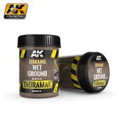 AK8016 TERRAINS WET GROUND 250ML
