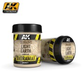 AK8021 TERRAINS LIGHT EARTH 250ML