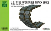 DEF-S35001 US T158 Workable Track (for 1/35 M1A1/A2,K1A1/A2,K2 kit)