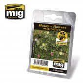 A.MIG-8460 MEADOW FLOWERS MIX COLORS