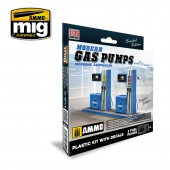 AMIG8501 MODERN GAS PUMPS Limited Edition