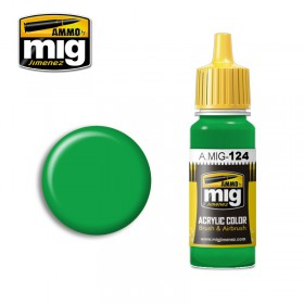 AMIG0124 LIME GREEN