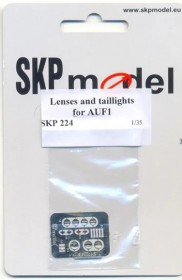 SKP 224 Lenses and tailights for AUF.1 (Meng)
