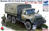SKP 250 Russian ZIL-131 Truck (early version)