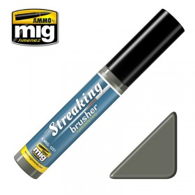 AMIG1251 STREAKINGBRUSHER COLD DIRTY GREY