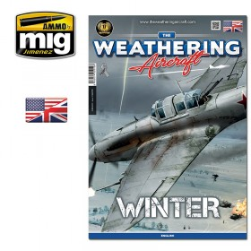 AMIG5212 The Weathering Aircraft 12 - WINTER (English)