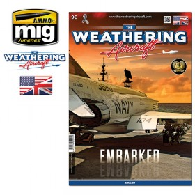 AMIG5211 The Weathering Aircraft 11 - EMBARKED (English)