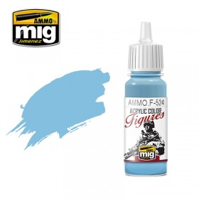 AMMOF524 LIGHT SKY BLUE