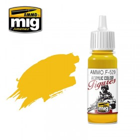 AMMOF529 PURE YELLOW