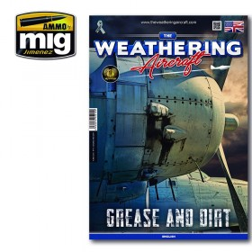 AMIG5215 The Weathering Aircraft Issue 15. GREASE & DIRT (English)