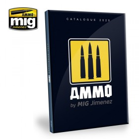 AMIG8300/20 AMMO CATALOGUE 2020