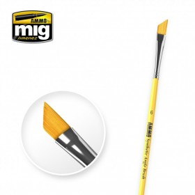 AMIG8607 6 SYNTHETIC ANGLE BRUSH