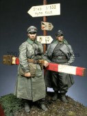 35056 WW2 German Officers Set (2 figures)