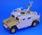 LF1159 Uparmored Humvee Con' set