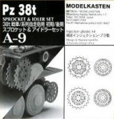 A-9 Pz38t Sprocket and Idler set