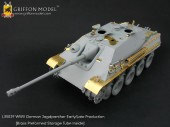 L35029 1/35 WW II German Jagdpanther Early/Late Production