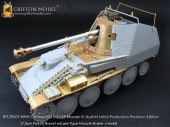 BPL35003 1/35 WW II German Sd.Kfz.138 Marder III Ausf.M Initial Production Premium Edition