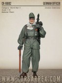 CR-16002 GERMAN OFFICER /  Division Edelweiss