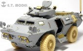 E35-038 Modern US M1117 Guardian ASV For TRUMPETER 01541