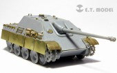 E72-011 WWII German Jagdpanther Early Production