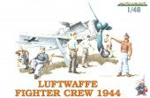 EDU-8512 LUFTWAFFE FIGHTER CREW 1944