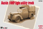 SKP 009 AUSTIN 10HP LIGHT UTILITY TRUCK