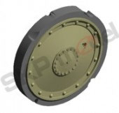 SKP 081 WORMED-OUT WHEELS FOR HETZER (late)