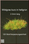 GL-005 Grass Short Tufts - Light Green