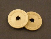 RE35-009 Spare Wheels for Pz38/Marder/Hetzer