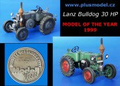 PM061 Lanz Bulldog 30 HP