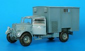 PM199 British Truck 1 1/2 ton WOT 3 Workshop