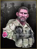 YM1830 US NAVY SEAL AFGHANISTAN 2005