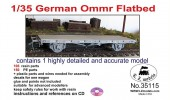 LZ35115 German Ommr Flatbed