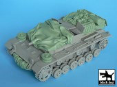 T35009 Stug III C\D accessories set