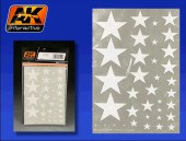 AK 102 US Stars All Scales