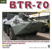 WWP023 green BTR-70  in detail