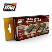 AMIG7118 WARGAME 1945 LATE GERMAN SET